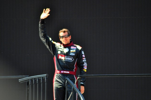 IndyCar Racer Justin Wilson In Coma Following Accident At Pocono Raceway