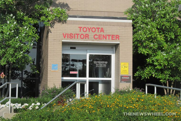 Kentucky-Toyota-Plant-Tour-entrace