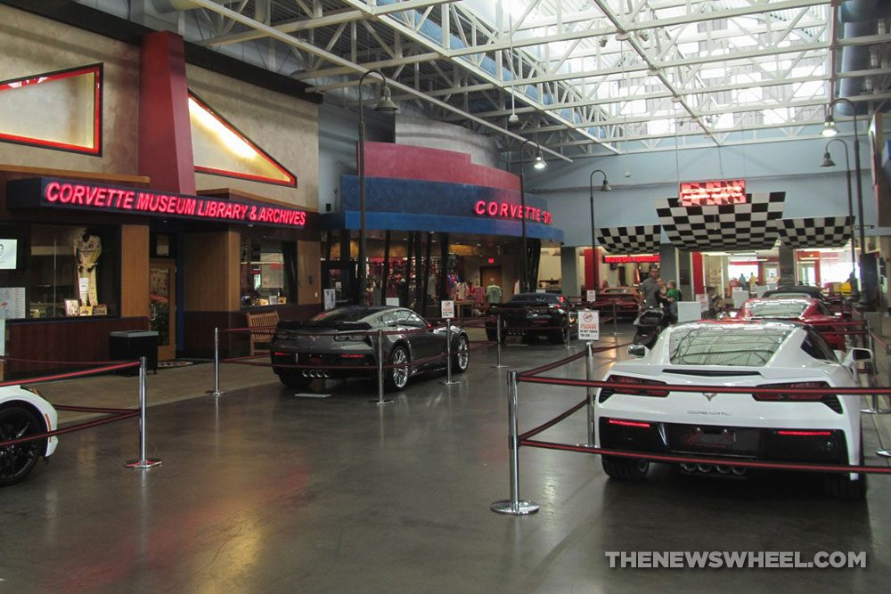 National Corvette Museum COVID-19