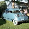 Rare Blue Stout Scarab Car