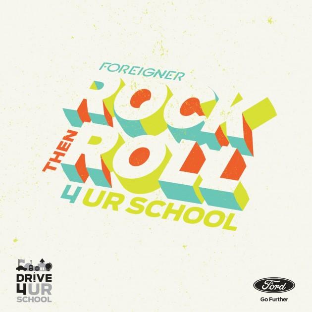 Rock Then Roll 4 UR School