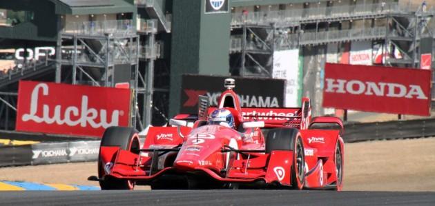 Scott Dixon narrowly wins his fourth IndyCar championship.