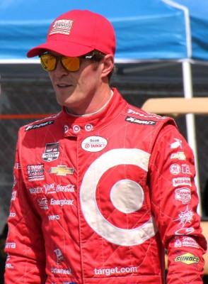 Scott Dixon has been driving for Chip Ganassi since 2002