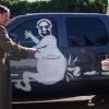 The Office - Vandalism - Truck