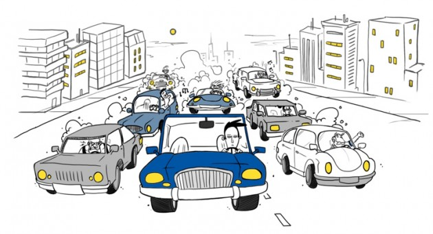 Which of These 7 Driving Personalities Are You in Europe