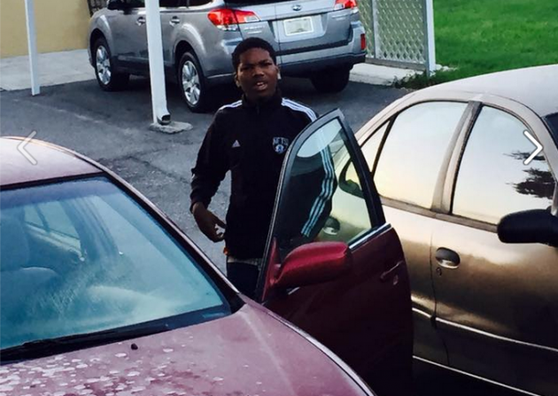 Say Cheese! Man Takes Picture Of Suspect Breaking Into His Automobile