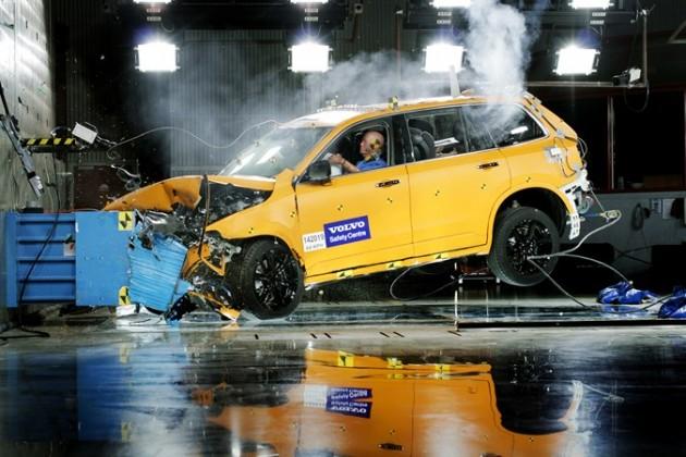2016 Volvo XC90 Safety