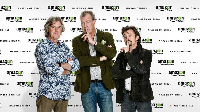 Top Gear Amazon