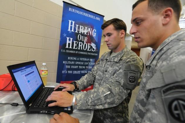 Hiring Our Heroes Job Fair
