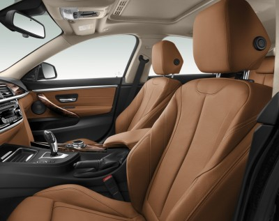 seats 2016 BMW 4 Series