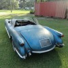 The owner of this '54 Corvette listed on eBay says the frame is in great condition