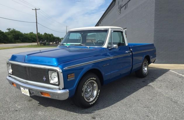 Dream Car Giveaway Quaker State Offers Winner Customizable 1972
