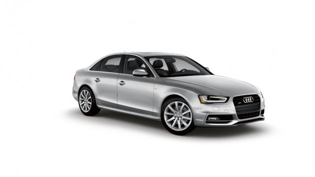 The 2016 Audi A4 comes with 2.0-liter Turbocharged four-cylinder engine