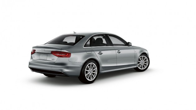 The 2016 Audi A4 features new color options