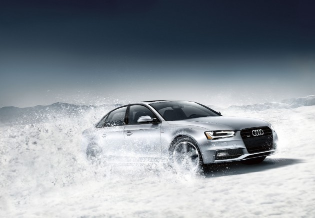 The 2016 Audi A4 comes with new features