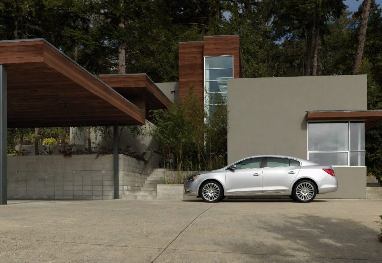 The 2016 Buick LaCrosse offers an OnStar Guidance Plan for six months