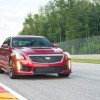 The 2016 Cadillac CTS-V can reportedly top 200 mph