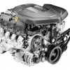 640 horsepower and 630 lb-ft of torque is produced by the 2016 Cadillac CTS-V's 6.2-liter V8 supercharged engine