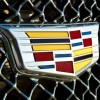 The 2016 Cadillac CTS-V's grille design