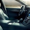 The interior of the 2016 Cadillac CTS-V features Ventilated front seats