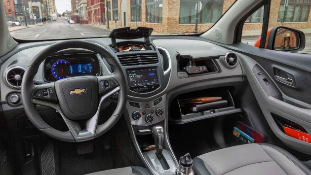 The 2016 Chevrolet Trax comes with exiting new exterior color options.