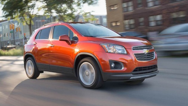 2016 Chevrolet Trax Overview The News Wheel