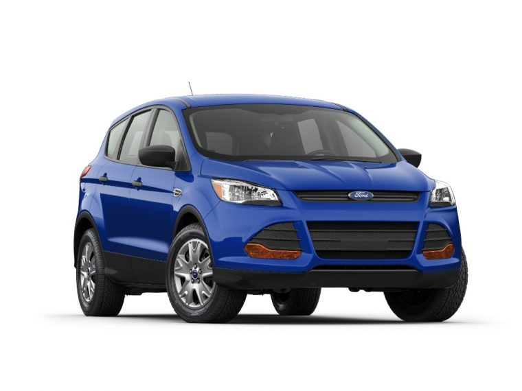 There are three trims available for the 2016 Ford Escape