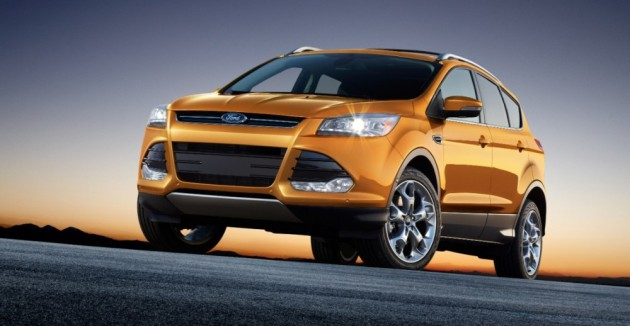 The 2016 Ford Escape offers the new SYNC® 3 communications and entertainment system