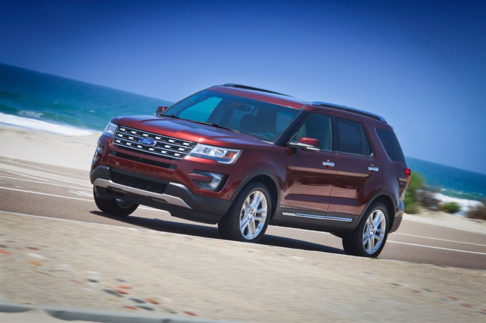 ford explorer overview  news wheel