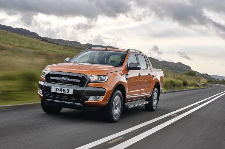 2016 Ford Ranger Wildtrak IAA