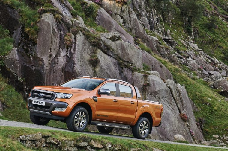 2016 Ford Ranger Wildtrak IAA