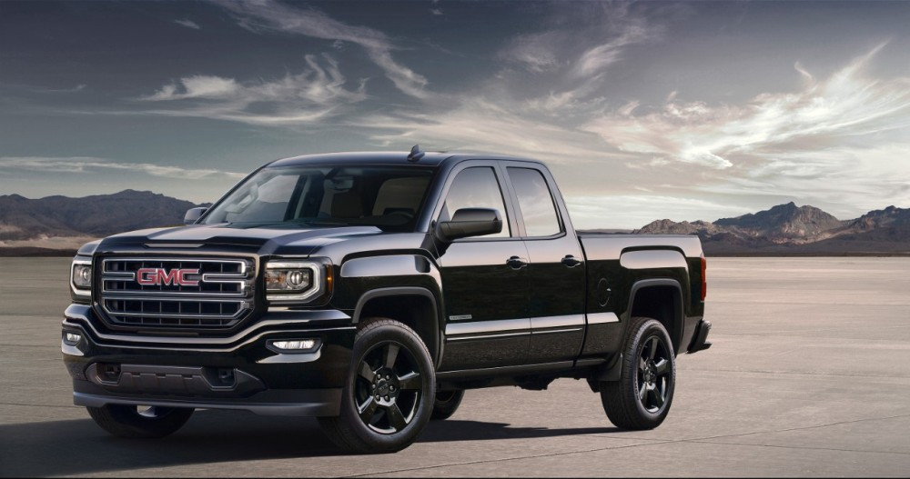 2016 Sierra Elevation Edition Takes GMC's Style To Another Level - The News Wheel