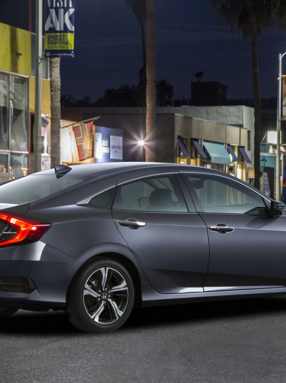 2016 Honda Civic Sedan Exterior and Interior Color Options Revealed - The News Wheel