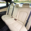 2016 Kia Optima SXL Backseat