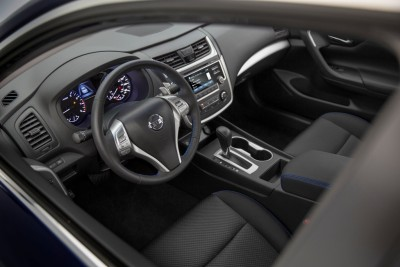 2016 Nissan Altima Interior