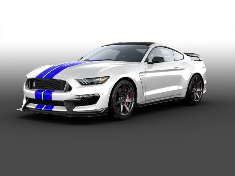 2016 Shelby GT350R for Cattle Baron's Ball