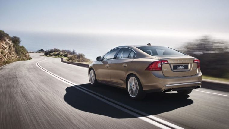 The Inscription trim is new to the 2016 Volvo S60