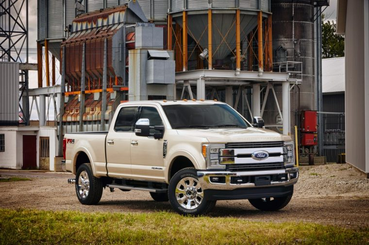 2017 Ford Super Duty Shipping Now From Kentucky Truck