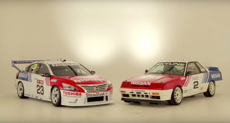 Nissan to celebrate 25 years since first Australian Touring Car