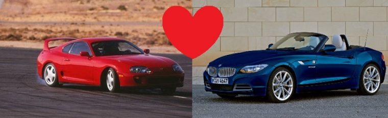 BMW-Toyota alliance
