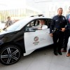 BMW i3 Police Car