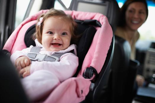 buckle up for life car seat safety