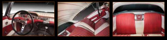Chevrolet Impala Tuck N Roll Interior