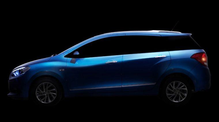 Chinese Chevrolet LOVA RV preview