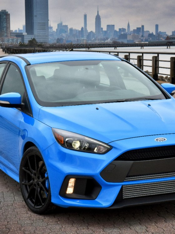 2016 ford focus rs 165 mph top speed 350 horsepower the news wheel. Black Bedroom Furniture Sets. Home Design Ideas