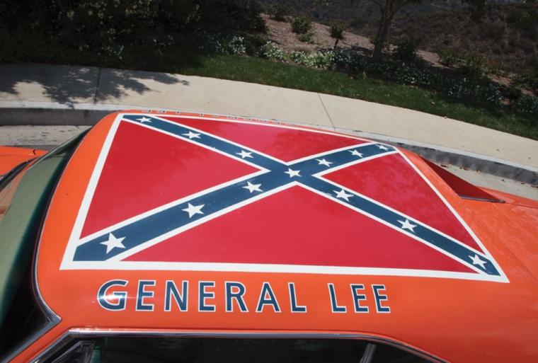 General Lee Roof