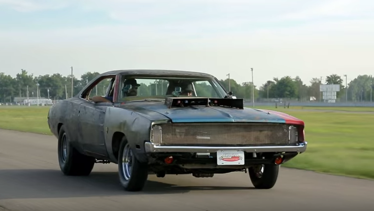 General Mayhem Dodge Charger