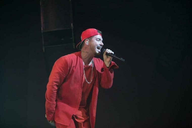 J Balvin opens his La Familia tour in Miami