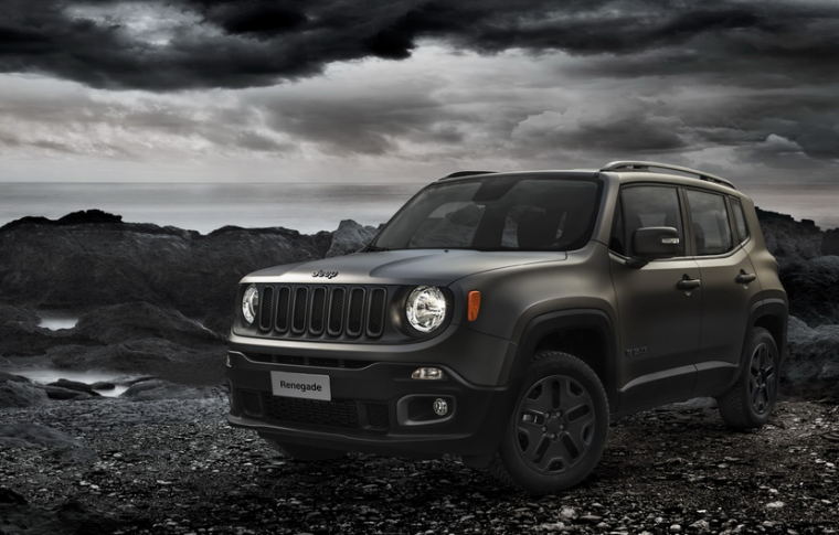 Jeep Renegade Night Eagle Edition