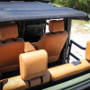 Jeep Wrangler Pickup Truck Interior